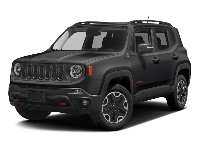 2016 Jeep Renegade Trailhawk In St Joseph Mo Rolling Hills Toyota