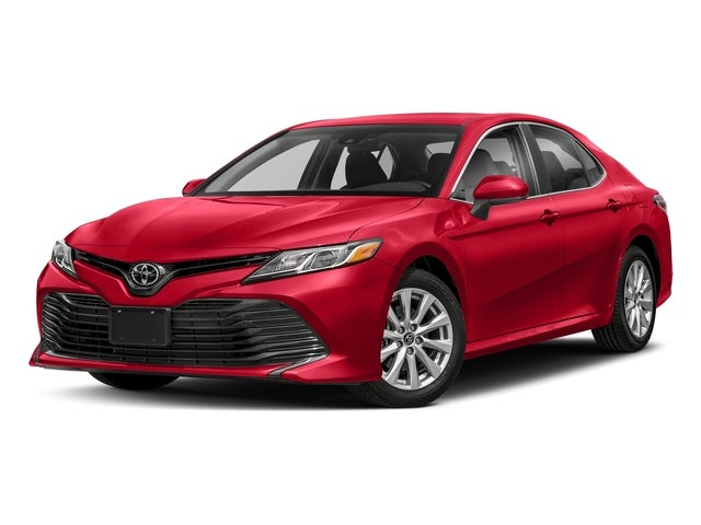 2018 Toyota Camry Le Toyota Dealer Serving St Joseph Mo New And