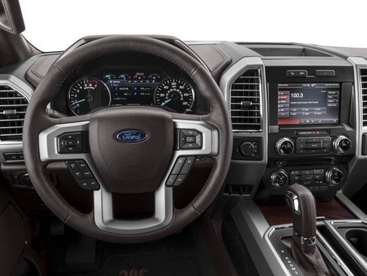 Ford F150 King Ranch >> 2017 Ford F 150 King Ranch