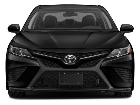 Black Toyota Camry >> 2018 Toyota Camry Se St Joseph Mo Area Toyota Dealer Serving St