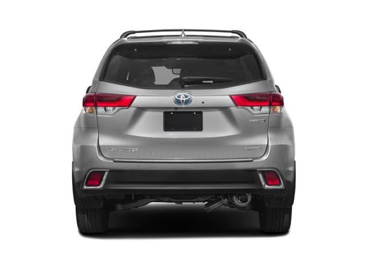 2019 Toyota Highlander Hybrid Limited Platinum - Toyota dealer serving St   Joseph MO ? New and Used Toyota dealership serving near Savannah Cameron