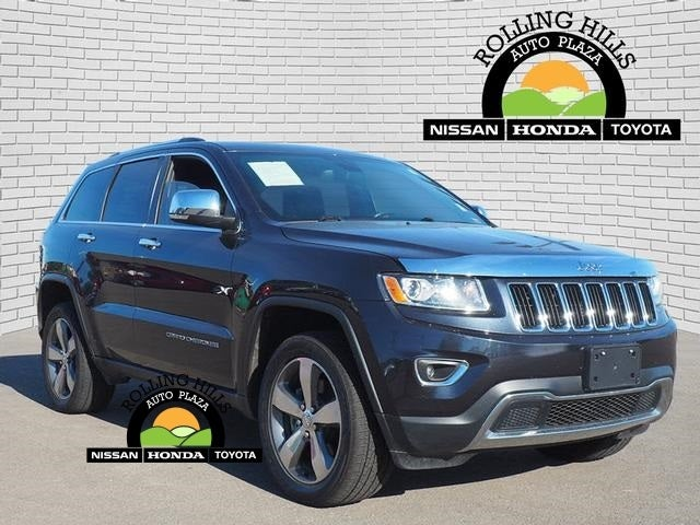 2016 Jeep Grand Cherokee Limited In St Joseph Mo Rolling Hills Toyota