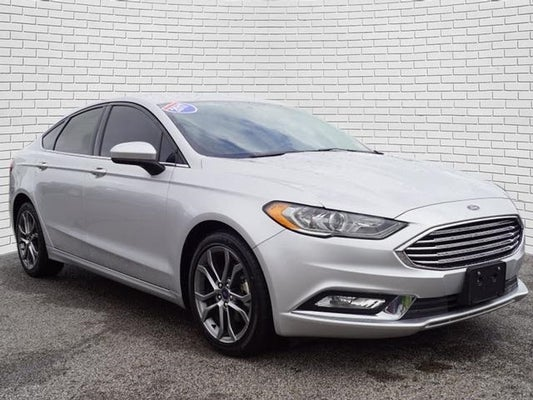 2017 Ford Fusion Se In St Joseph Mo Rolling Hills Toyota