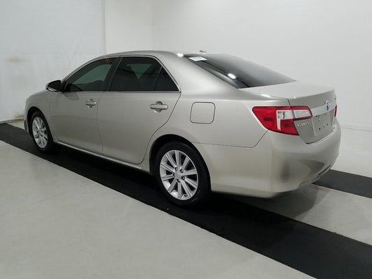 2014 Toyota Camry XLE 2014 5