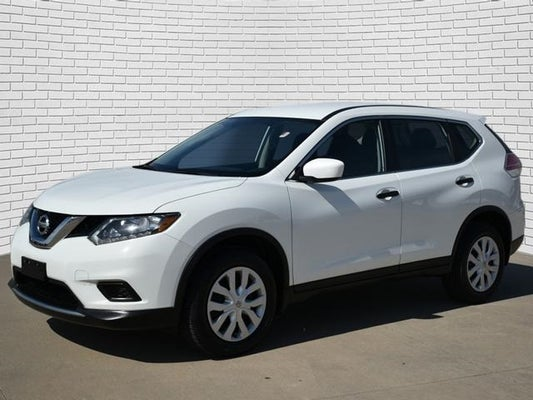 2016 Nissan Rogue Sv In St Joseph Mo Rolling Hills Toyota